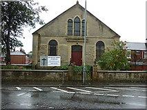 SD8912 : Zion Baptist Church, Milkstone Road, Rochdale by Ian S