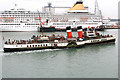 SU4209 : Historic Steamship Waverley by Brendan and Ruth McCartney