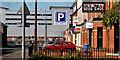 J2664 : Multi-storey car park, Lisburn by Albert Bridge