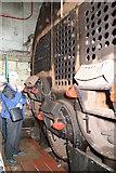 SJ3392 : Steam tug Daniel Adamson - Scotch boiler by Chris Allen