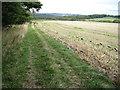SK3299 : Footpath towards Buck Park by Chris Wimbush