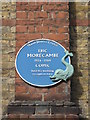 Photo of Eric Morecambe blue plaque