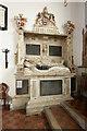 TM1215 : St Peter & St Paul, Saint Osyth, Essex - Monument by John Salmon
