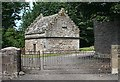 NO4138 : Tealing Doocot by Anne Burgess
