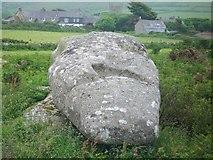 SW4538 : Giant's Rock Zennor by Michael Murray