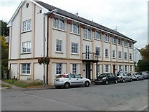 ST5393 : Offices, Station Road, Chepstow by Jaggery