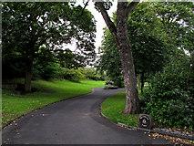 NZ2465 : Brandling Park, Newcastle Upon Tyne by Trevor Littlewood