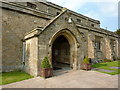 SD5464 : St Paul's Parish Church, Caton-with-Littledale, Porch by Alexander P Kapp