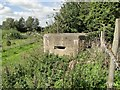 TM3388 : Pillbox  in Flixton Road, Bungay by Adrian S Pye