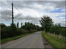 SK0425 : The road to Newton Hurst by Christine Johnstone