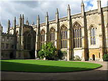 SP5106 : New College Oxford by Nick Smith