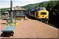 NS2491 : Garelochead Station by Martin Addison