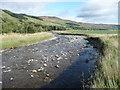 NN8239 : River Quaich by Russel Wills