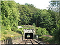 NY7263 : Whitchester Tunnel by Mike Quinn