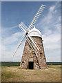 SU9209 : Halnaker Windmill by Brendan and Ruth McCartney