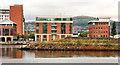 J3475 : The Cushnahan Quay, Belfast (4) by Albert Bridge