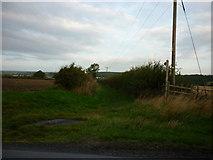 TA0609 : A Bridleway off Bigby Road by Ian S
