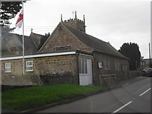 SP4134 : Milcombe village hall by andrew auger
