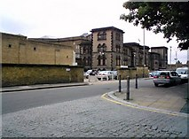 TQ2673 : HMP Wandsworth, SW18 by Phillip Perry