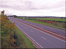 NS3432 : A78 near Collennan by wfmillar