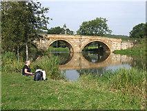 SE7365 : Kirkham Abbey Bridge by Keith Laverack