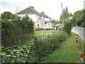 ST6590 : Semi-detached houses, Crossways Lane by Robin Stott