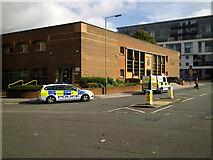 SU1584 : Swindon Magistrates' Court, Gordon Road, Swindon by Brian Robert Marshall