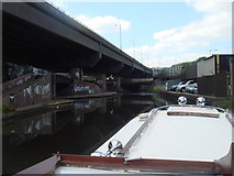 SP0990 : Salford Junction on the Birmingham and Fazeley canal by Tim Bartlett