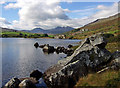 SH7057 : Snowdonia National park by Bob Abell