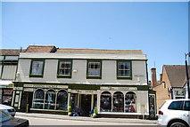 TQ6857 : Shops, High St by N Chadwick