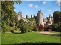 TQ0107 : Arundel Castle by Paul Gillett