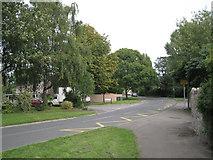 ST6390 : Church Road, Thornbury by Robin Stott