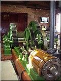 NS3882 : Balloch Steam Slipway engine and gearing by Kenneth Mallard