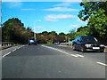 SD5914 : Bolton Road (A6), Skew Bridge by David Dixon