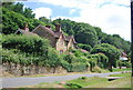TQ0844 : Western Cottages, Ewhurst Rd, Peaslake by N Chadwick