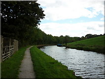 SD8948 : Walking along the Leeds to Liverpool Canal #481 by Ian S