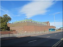 SU7273 : Back of the prison by Bill Nicholls
