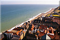 TG2242 : View from the Tower of Church of St Peter and St Paul, Cromer, Norfolk by Christine Matthews