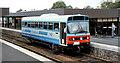 D1003 : Railbus, Ballymena by Albert Bridge