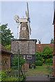 TQ2250 : Buckland Windmill by Ian Capper
