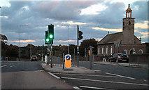 SD4520 : St Mary's Church, Windgate, Tarleton by David Dixon