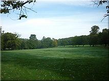 SE2837 : Meanwood Park, Leeds by Ian S