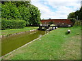 SU3568 : Hungerford - Dunmill Lock by Chris Talbot