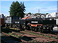 ST5872 : Railway trucks by Thomas Nugent