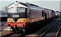 J0053 : Mail train, Portadown by Albert Bridge