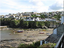 SW9980 : The Harbour,  Port  Isaac, Cornwall by Derek Voller