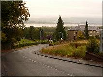 NS3373 : Port Glasgow: Heggies Avenue by Chris Downer
