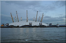 TQ3880 : The O2 Arena by Ashley Dace