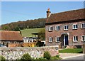 SU8698 : Lower Warren Farm, Hughenden by Simon Mortimer