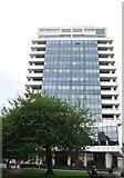 TQ3078 : Office block, Albert Embankment by N Chadwick